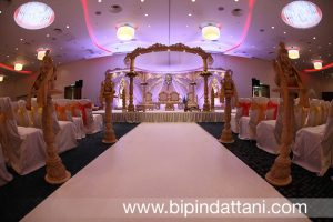 Why is Hilton London Heathrow Airport Terminal 5 is perfect for indian weddings
